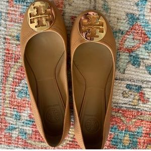 Like new Tory Burch Ballet Flats